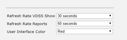 screenshot refresh rate